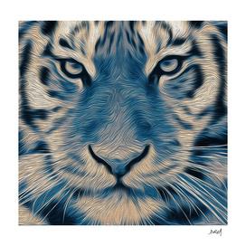 Tigre blu