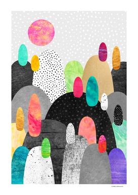 Little Land Of Pebbles