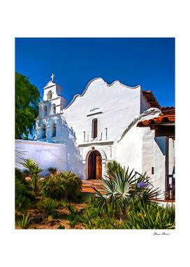 Mission Alcala SAN DIEGO California