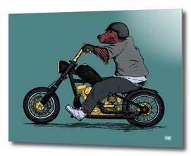 Biker Beast #2