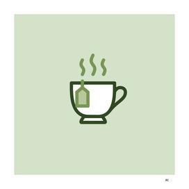 Tea - Icon Prints: Drinks Series