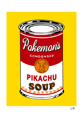 Pop Soup can Electric