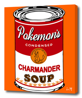 Pop soup can Fire edition
