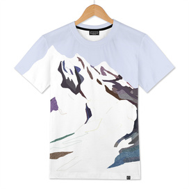 Mountains In The Cold Design