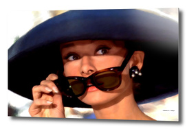 Audrey Hepburn @ Breakfast at Tiffany's #1