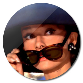 Audrey Hepburn @ Breakfast at Tiffany's #1