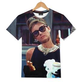 Audrey Hepburn @ Breakfast At Tiffanys #3