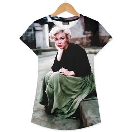 Marilyn Monroe Portrait #2