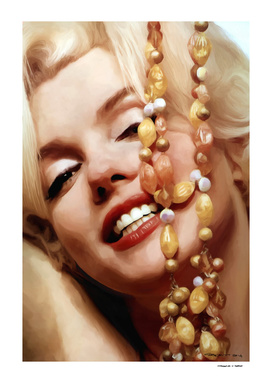 Marilyn Monroe Portrait #5