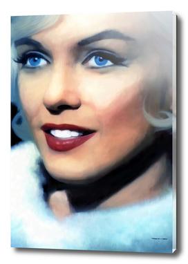 Marilyn Monroe Portrait #7