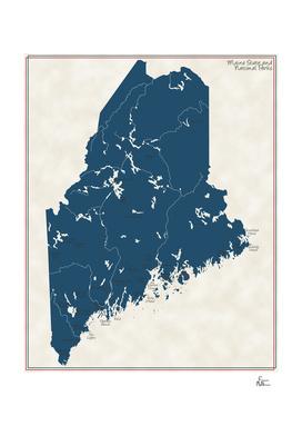 Maine Parks - v2