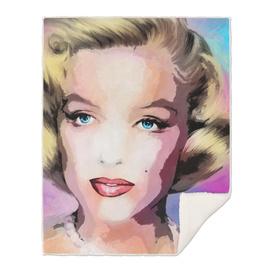 Marilyn Monroe Portrait #8