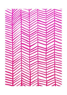 Herringbone (Pink)