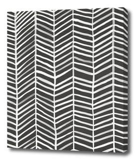 Herringbone (Black)