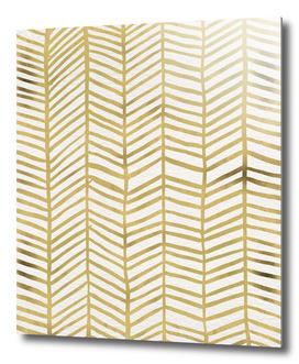 Herringbone (Gold)