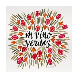 In Vino Veritas (Red)