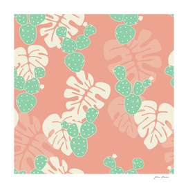 Tropical pattern 058
