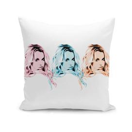 Britney Spears | 3 | Pop Art