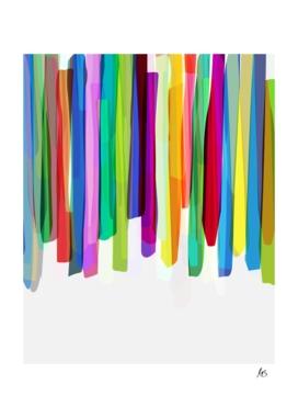 Colorful Stripes 2a
