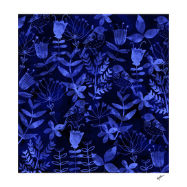 Abstract Botanical Garden V