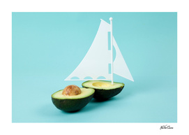 avocado boat
