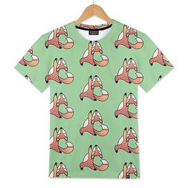 Yoga Love Fox