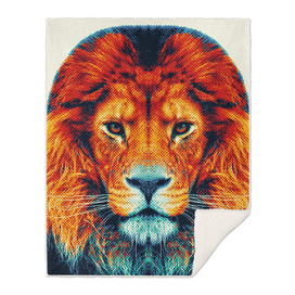 Lion - Colorful Animals