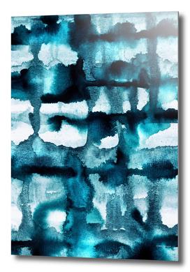 Watercolor 03 - Wild Sea