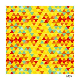 Colored triangles