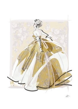 The Golden Gown