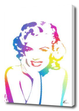 Marilyn Monroe   Rainbow Series   Pop Art