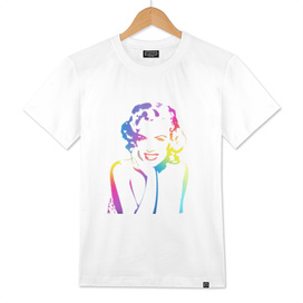 Marilyn Monroe | Rainbow Series | Pop Art