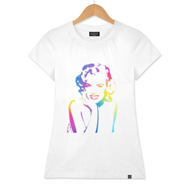 Marilyn Monroe | Rainbow Series | Pop Art