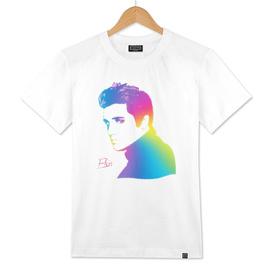 Elvis | Rainbow Series | Pop Art
