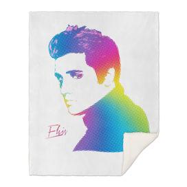 Elvis   Rainbow Series   Pop Art