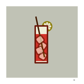 Mixed - Icon Prints: Drinks Series