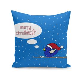 Merry Christmas Bird