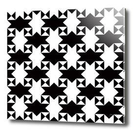 Geometric Pattern #162