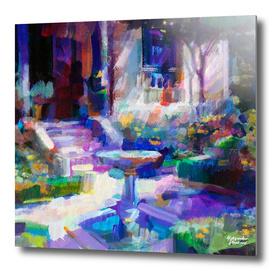 Secret Garden: Fountain