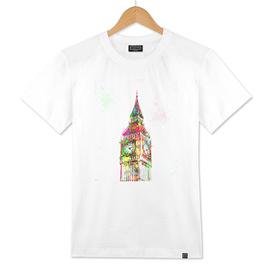 Big Ben | Pop Art
