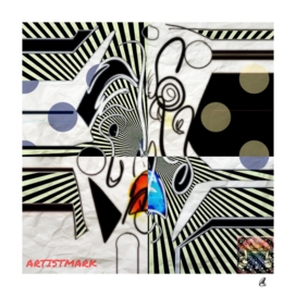 ARTISTMARK   Experimental POP 332