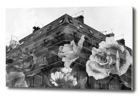 Des fleurs a Paris
