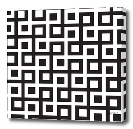 Geometric Pattern #33 (square loop)