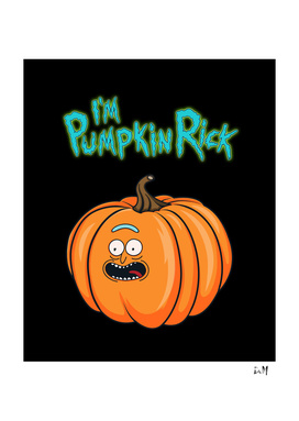 Pumpkin Rick