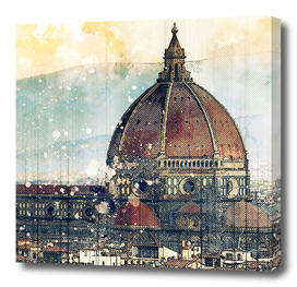Florence, city scape