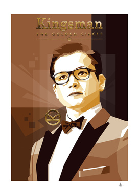 Skintone of Kingsman Portrait