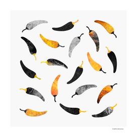 Chili Pepper Pattern 1