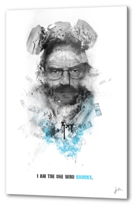 Shadow collection : Walter White