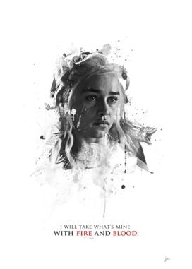 Shadow collection : Daenerys Targaryen