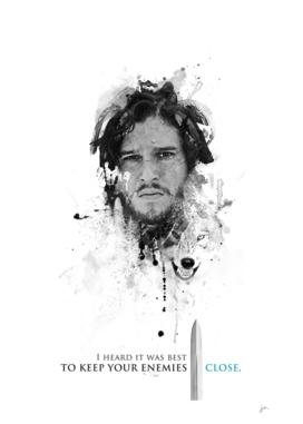Shadow collection : Jon Snow